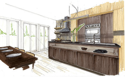 Modern Kitchen F.Project copy