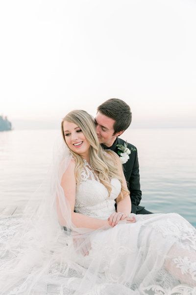 Karlie Colleen Photography - Lake Tahoe Wedding - Hellman Ehrman Mansion -1053