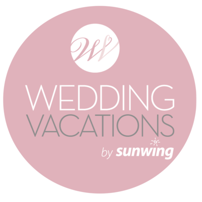 Blush Vacation Badge