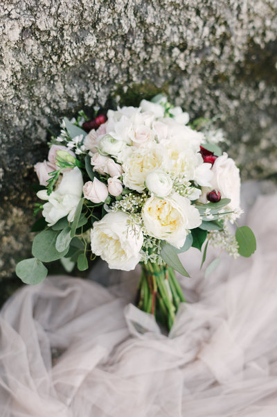 Williamsburg Winery Wedding Bouquet