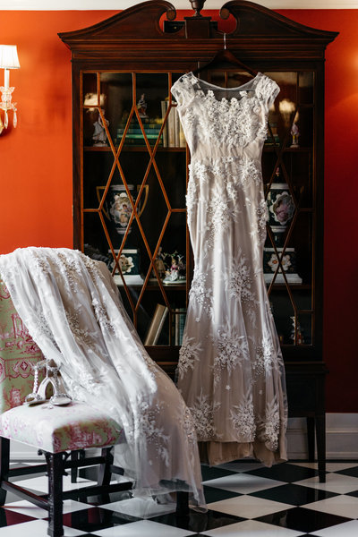 carolina inn couture wedding gown