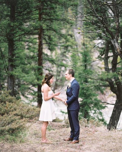 Montana Elopement Photographers