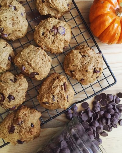 Celebrating fall with these delicious homemade cookies | Jenna Bee Nutrition