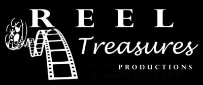 Reel Treasures Productions Logo.