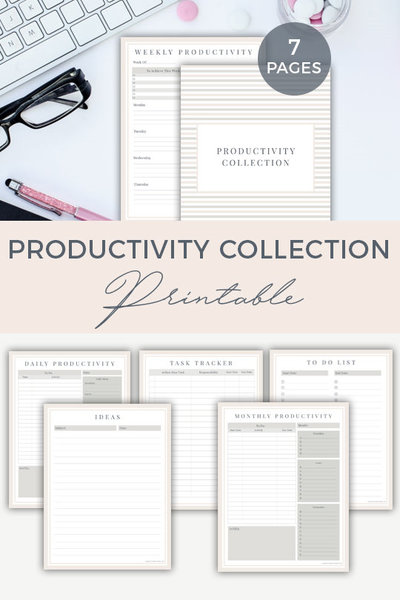 Productivity_Planner_Printable