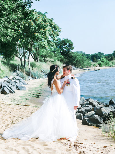 K+M-US Naval Academy-Chesapeake Bay Beach Club- Wedding-Photo-8