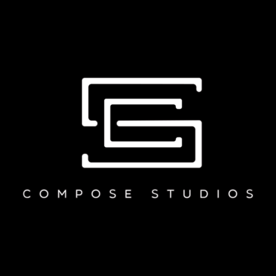 Compose Studios Logo with Text