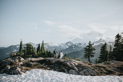 Artist Point Adventure Wedding Planner PNW