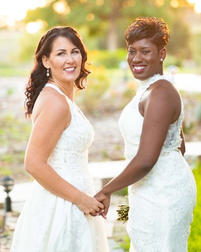 Renoda Campbell Photography_LGBTQ Wedding_Intimate Garden wedding-9192