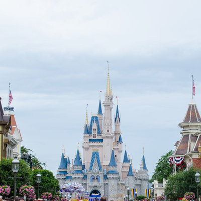 Favorites_Cassady K Photography_Disney_Magical Kingdom_Castle
