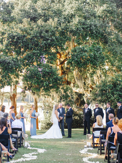 Wachesaw Plantation Wedding - Top Myrtle Beach Wedding Photographer - Pasha Belman Photography