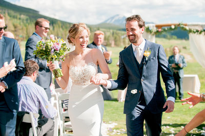 Keystone, Colorado wedding