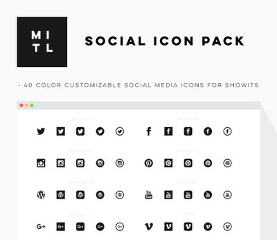 Social-Icon-Pack