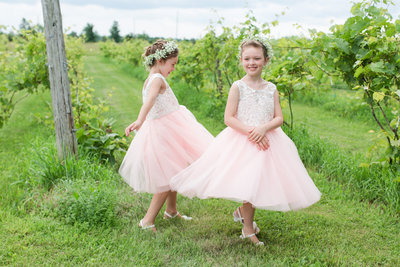 Ottawa Flower Girls Outfits
