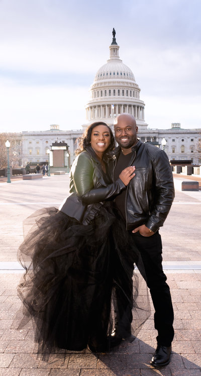Washington DC Engagement Shoot