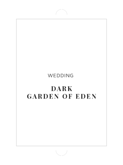 Dark Garden of Eden (1)