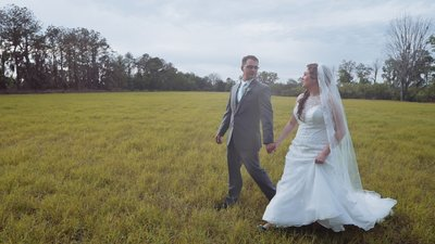 olivia and charles wedding at florida rustic barm