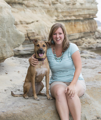 San Diego's best pet photographer, Allison Shamrell