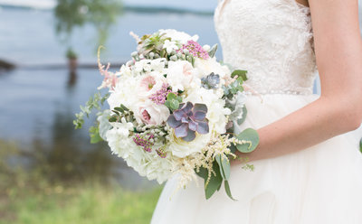 Ottawa Wedding Day Florals