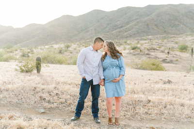 Karlie Colleen Photography - Arizona Maternity Photography-7