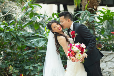 Opryland Hotel Wedding