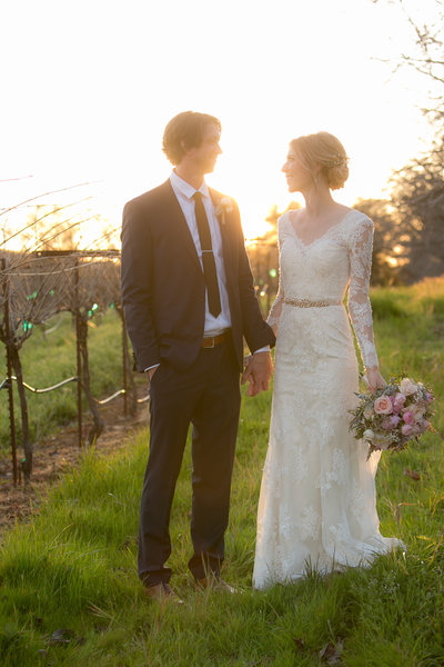 Amador Cellars Winery Wedding