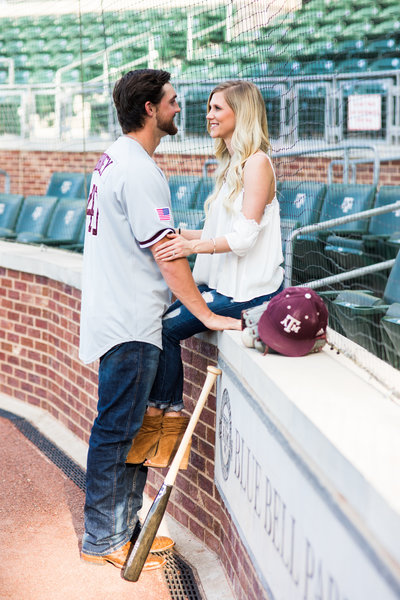 Texas A&M engagement, A&M engagement photos, texas engagement photos