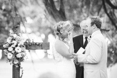 Biloxi Wedding Photographer Beauvoir Ceremony