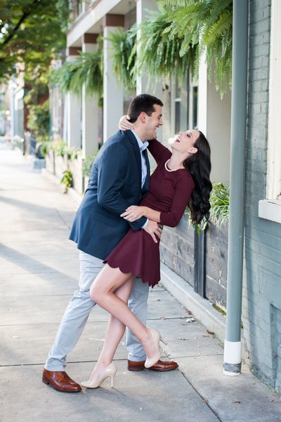 Cincinnati Engagement Photography