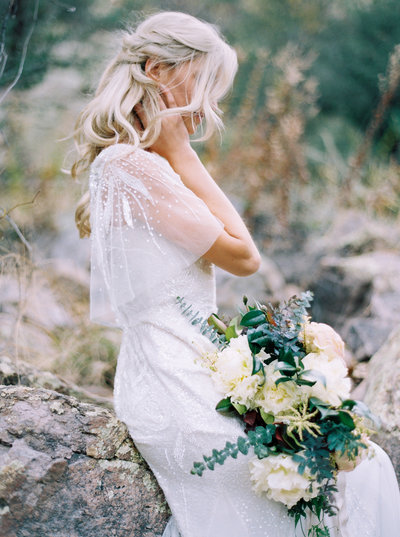 Brushfire winter bridal shoot 53