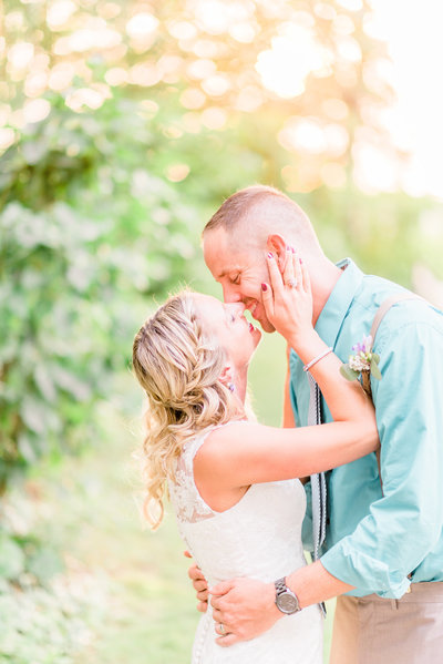 traverse city michigan wedding photographers farm wedding