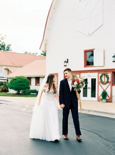 Winston Salem Wedding spring