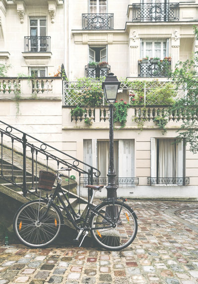Bike in Paris Creative Quartier Design Studio