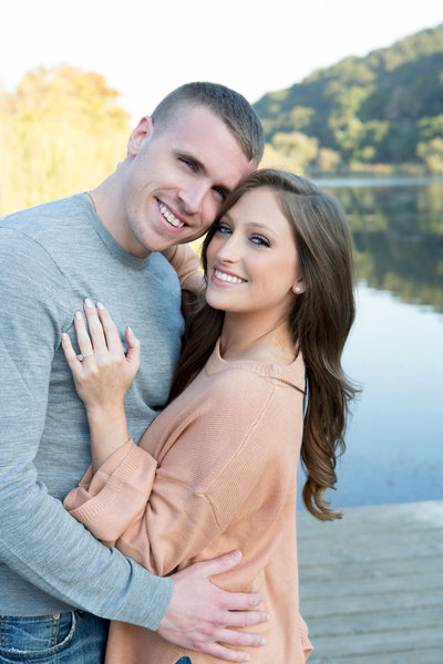 Foothills Park, Palo Alto Engagement Photoshoot