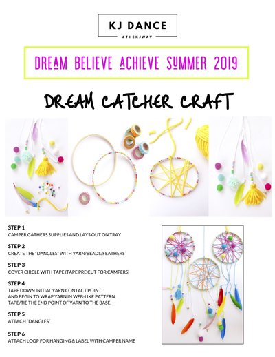 DREAM CATCHER CRAFT-2
