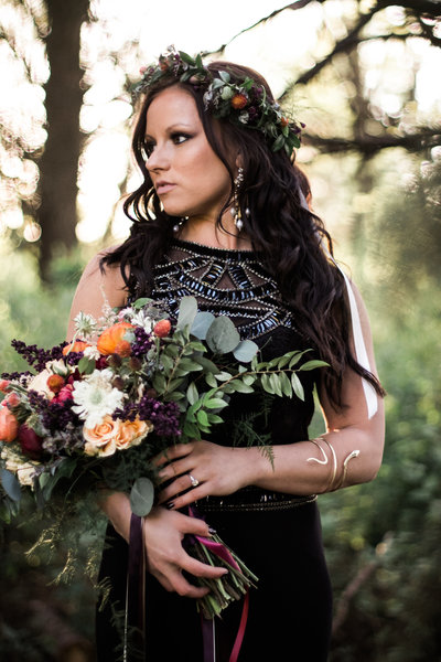 Bohemian Styled Shoot || © Emily Mitton Photography_-247