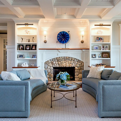 CT commercial photographer captures a design by Sally Scott Interiors in Guilford