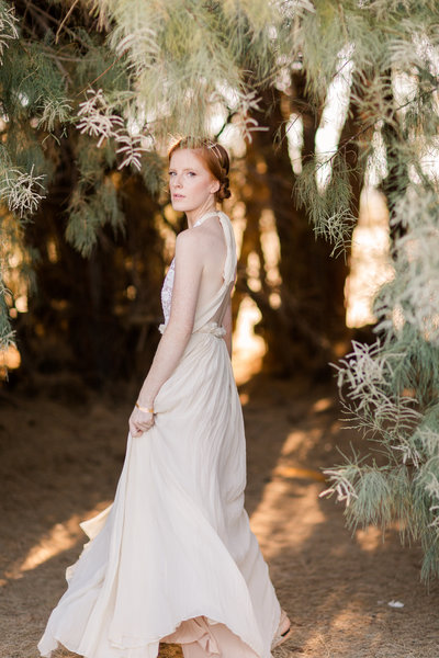 Joshua Tree Portrait Photos |  Clara Ann Photography | California Wedding Photographer