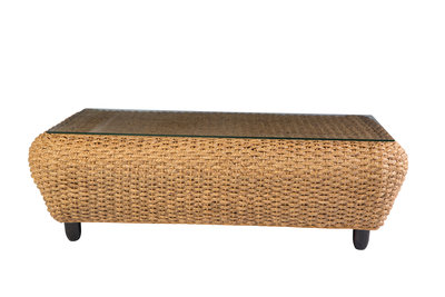 Raffia Coffee Table (4)