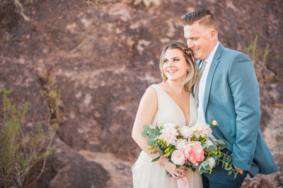 Arizona Wedding Photographers - Desert Wedding Photos
