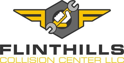 Flinthills Collision Services Header Image Logo