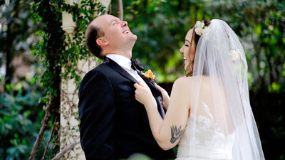 Watercolor Florida Wedding Videographer