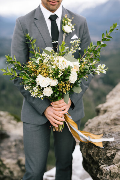 Rattlesnake Ledge PNW Elopement Proposal Planner