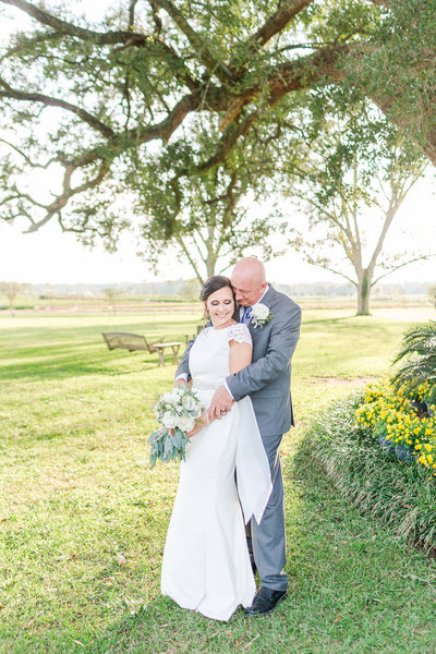 Fall wedding in Baldwin County Alabama photography by Toni Goodie Photography