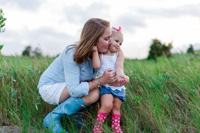 beautiful lifestyle mommy and me photography by brooke tucker