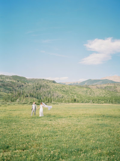 Devil's Thumb Ranch in Tabernash, Colorado Fine Art Wedding Photographer
