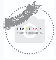 Life and Lens Badge