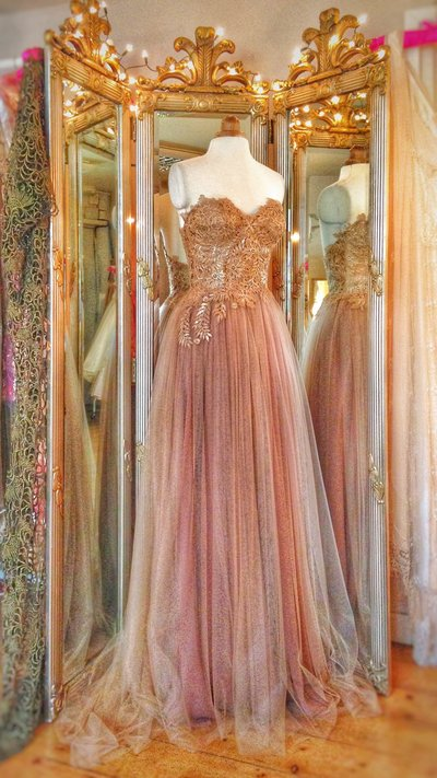 Tadema_gold_metallic_lace_silk_tulle_ballgown_wedding_dress_joanneFlemingDesign