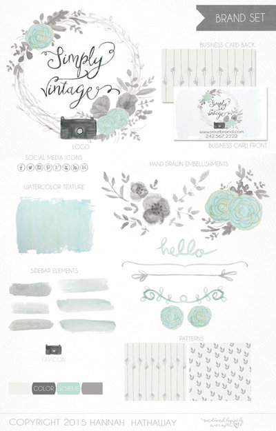 Brand_Set_-_Photography_Logo_-_Logo_Package_-_Flower_Logo_-_Feminine_Watercolor_Logo_-_Painted_Photo-243848276-_1