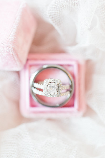 Woman's Club of Portsmouth wedding rings